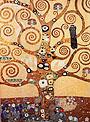 Gustav Klimt : Tree of Life 1905-09 : $379