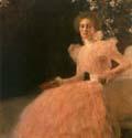 Gustav Klimt : Portrait of Sonja Knips 1898 : $369